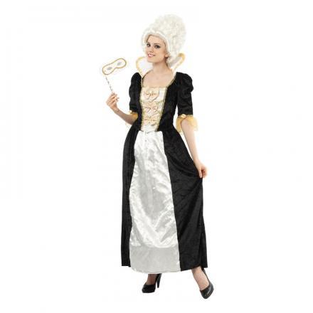 Maskeraddräkt 1700-tals kostym