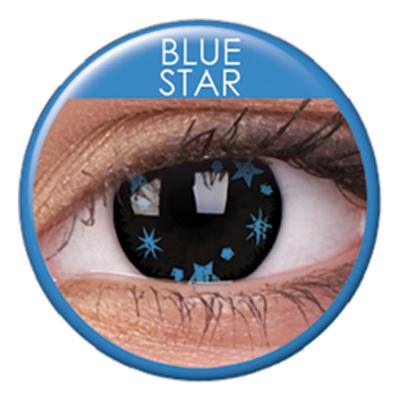 Crazylinser Blue Stars