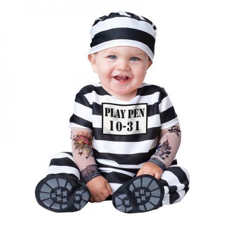 4ca74de5b601 maskerad dräkt fånge finns på PricePi.com. med grått