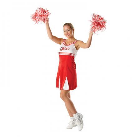 Glee Cheerleader Maskeraddräkt