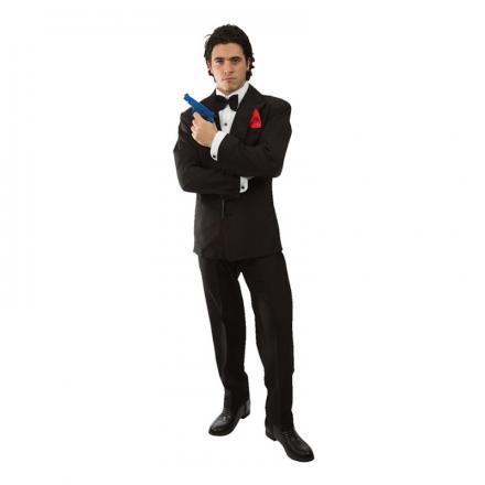 James Bond Maskeraddräkt - Partykungen.se d697602a50fd5
