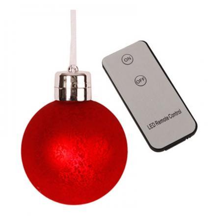 Färgglada julgranskulor att hänga i skägget! CoolStuff.se