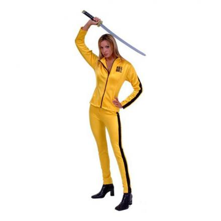 Kill Bill Maskeraddräkt