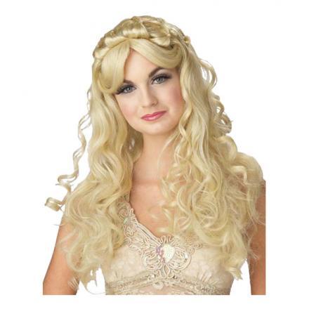 Prinsessa Blond Peruk