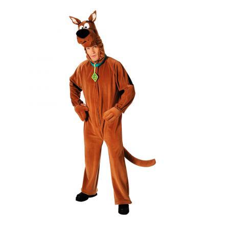 Scooby-Doo Maskeraddräkt - Partykungen.se 80b4ecf569f57