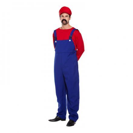 Super Mario Budget Maskeraddräkt